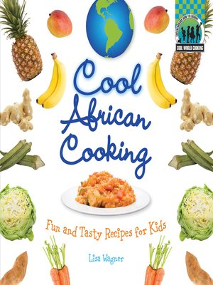 cover image of Cool African Cooking