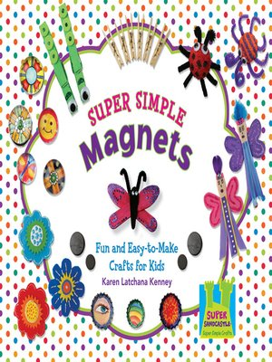 cover image of Super Simple Magnets