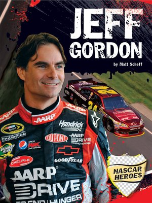 cover image of Jeff Gordon