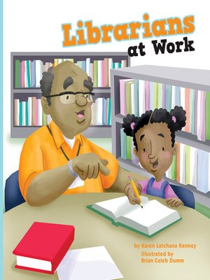 cover image of Librarians at Work