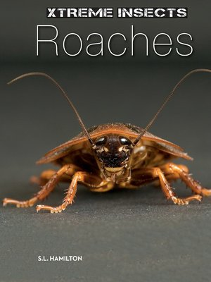 cover image of Roaches