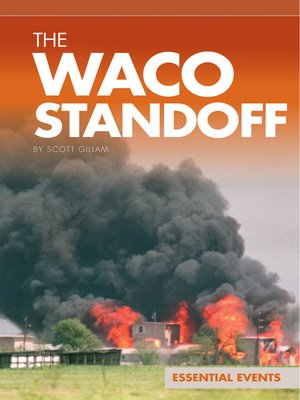 cover image of Waco Standoff