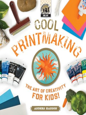 cover image of Cool Printmaking