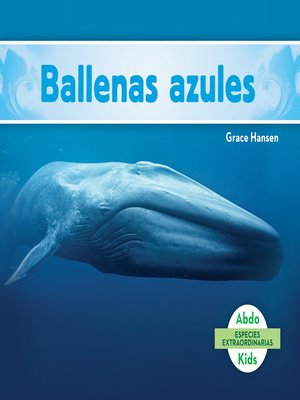cover image of Ballenas azules (Blue Whales )