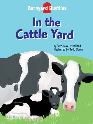 cover image of In the Cattle Yard