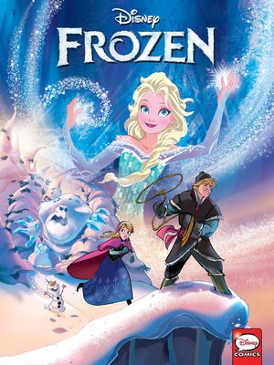 cover image of Disney Princesses: Frozen