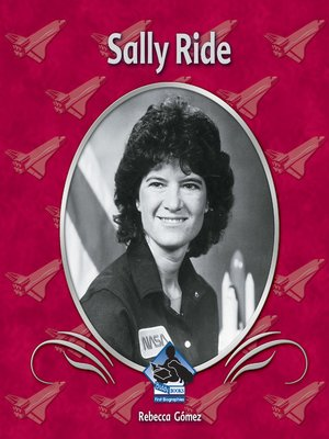cover image of Sally Ride