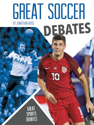 cover image of Great Soccer Debates