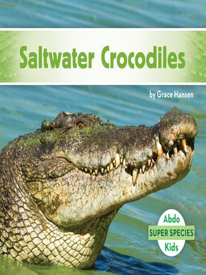 cover image of Saltwater Crocodiles