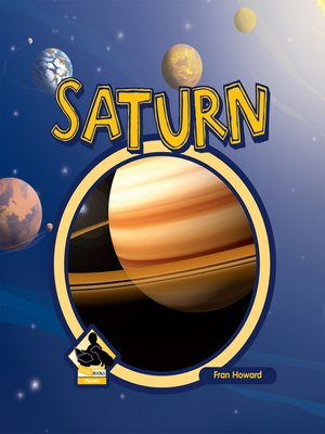 cover image of Saturn