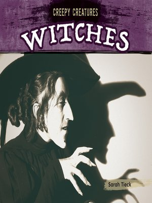 cover image of Witches