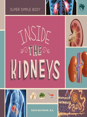 cover image of Inside the Kidneys