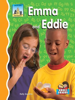 cover image of Emma and Eddie