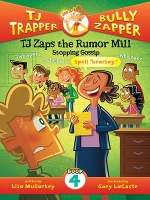 cover image of TJ Zaps the Rumor Mill