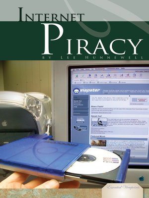 cover image of Internet Piracy