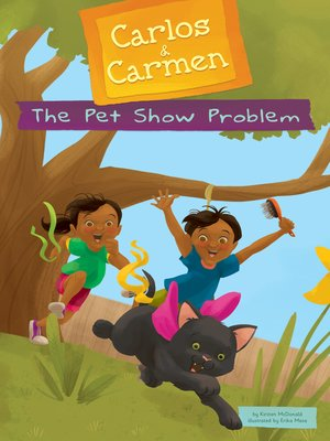cover image of The Pet Show Problem
