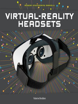 cover image of Virtual-Reality Headsets