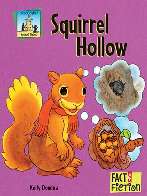 cover image of Squirrel Hollow