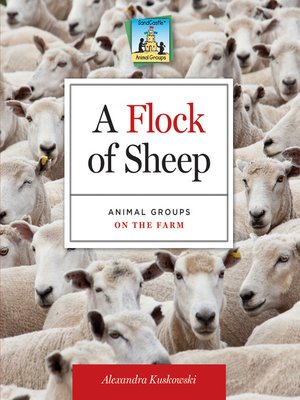 cover image of Flock of Sheep