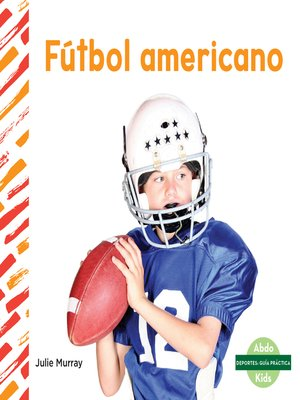 cover image of Fútbol americano (Football)