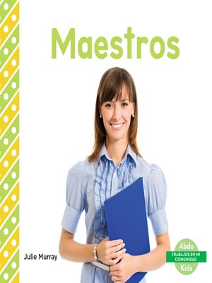 cover image of Maestros (Teachers)