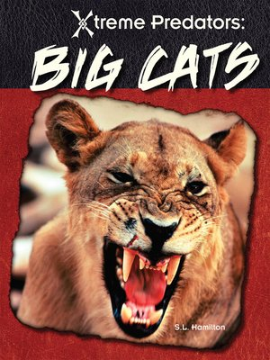 cover image of Big Cats