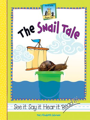 cover image of Snail Tale