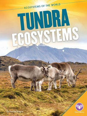 cover image of Tundra Ecosystems