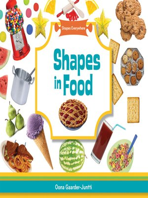 cover image of Shapes in Food