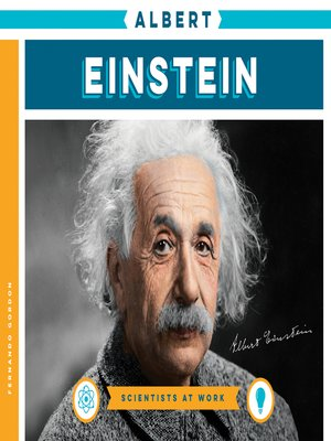 cover image of Albert Einstein