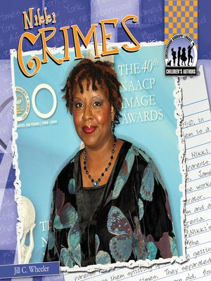 cover image of Nikki Grimes