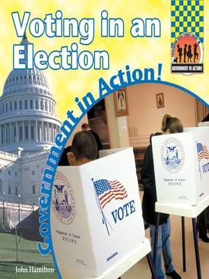 cover image of Voting In an Election