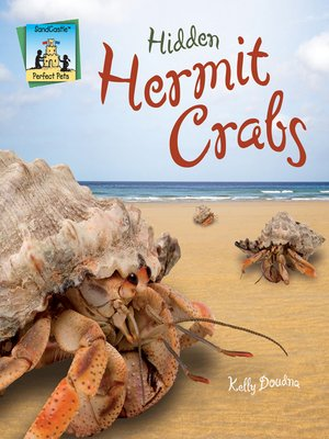 cover image of Hidden Hermit Crabs
