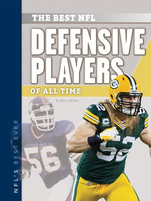 cover image of Best NFL Defensive Players of All Time