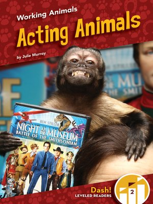 cover image of Acting Animals