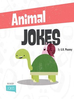cover image of Animal Jokes