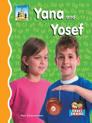 cover image of Yana and Yosef