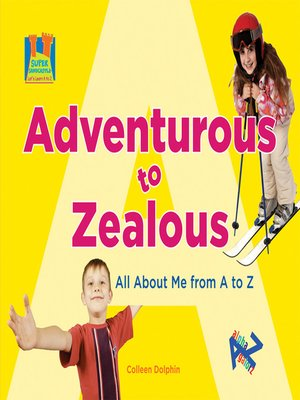 cover image of Adventurous to Zealous