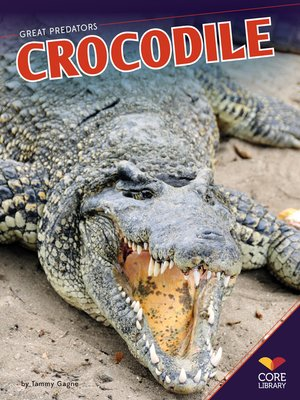 cover image of Crocodile