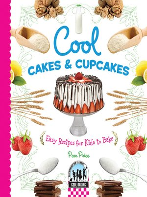 cover image of Cool Cakes & Cupcakes