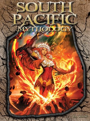 cover image of South Pacific Mythology