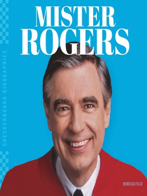 cover image of Mister Rogers