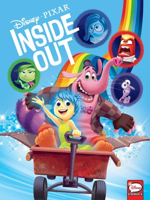 cover image of Disney and Pixar Movies: Inside Out