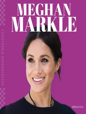 cover image of Meghan Markle