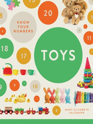 cover image of Toys