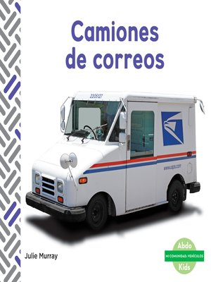 cover image of Camiones de correos (Mail Trucks)