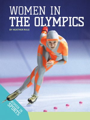 cover image of Women in the Olympics