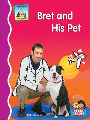 cover image of Bret and His Pet