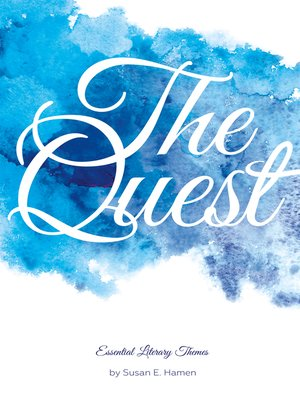 cover image of Quest