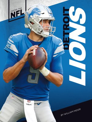 cover image of Detroit Lions